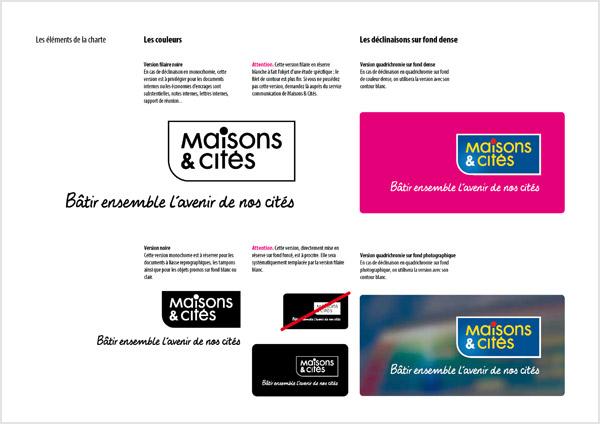 Interieur charte M&C P4