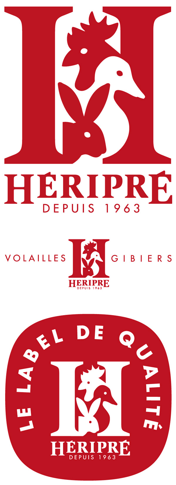 Logotype Héripré