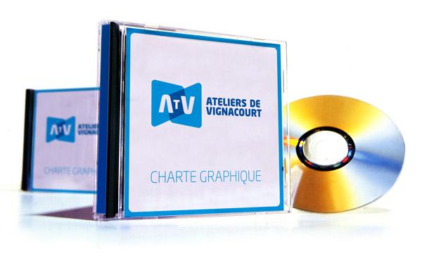 Charte CD ATV