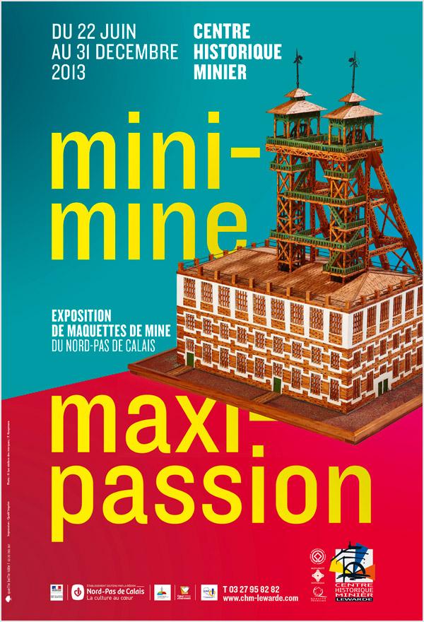 Affiche MimiMine MaxiPassion