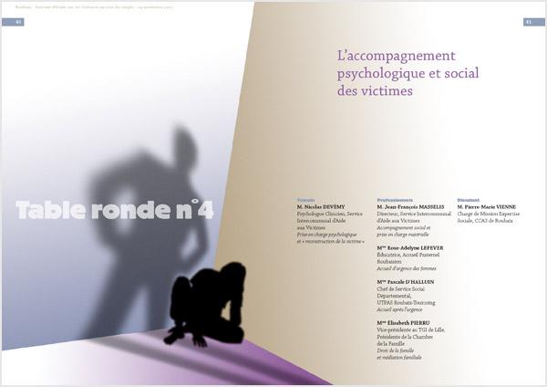 Rapport Violence P40-41