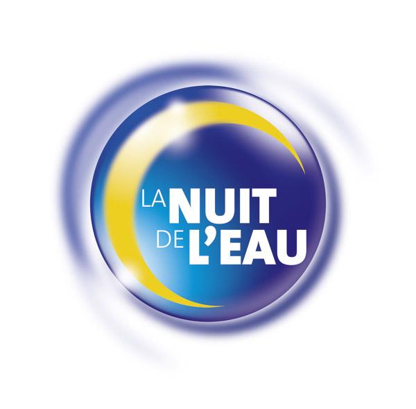 Logotype Nuit Eau 72