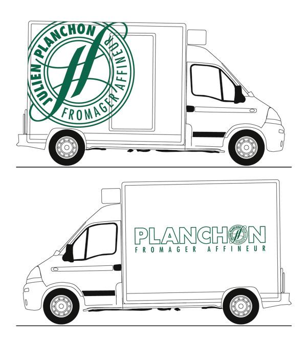 Vehicule Planchon
