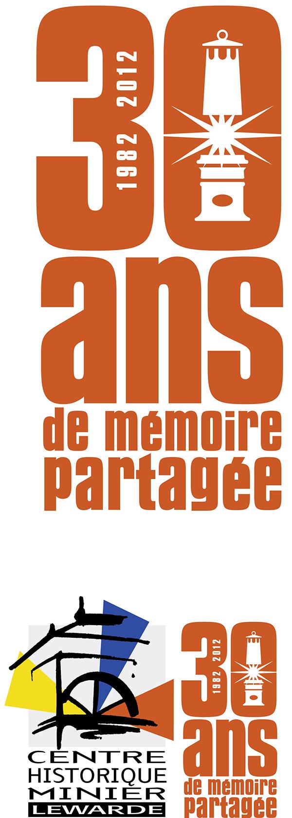 Typogramme pour les 30 ans du CHM